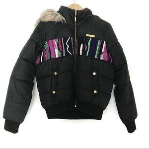 COOGI Vintage 90's Bomber Jacket Size Large